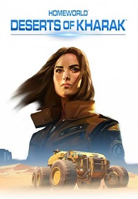 Homeworld: Deserts of Kharak (2016) PC | Steam-Rip от R.G. GameWorks