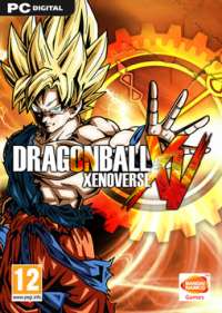 Dragon Ball: Xenoverse (2015) PC | RePack от Other s