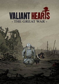 Valiant Hearts: The Great War (2014) РС | RePack от Let'sPlay
