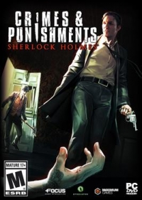 Sherlock Holmes: Crimes and Punishments (2014) PC | Repak от xatab