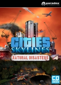 Cities: Skylines - Natural Disasters (2016) PC | Лицензия