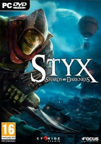 Styx: Shards of Darkness (2017) PC | RePack от R.G. Механики
