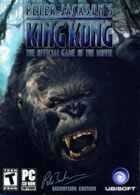 Peter Jackson's King Kong: The Official Game of the Movie (2005) PC | RePack от R.G. Механики