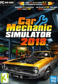 Car Mechanic Simulator 2018 [v 1.4.5 + 4 DLC] (2017) PC | RePack от qoob
