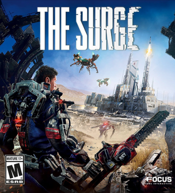 The Surge: Complete Edition [Update 9 + 3 DLC] (2017) PC | RePack от xatab