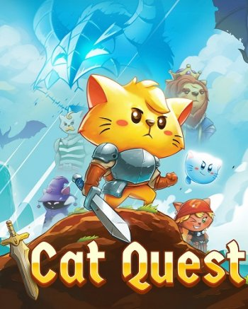 Cat Quest (2017) PC