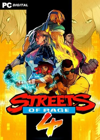 Streets of Rage 4 [v 05g rev 11096] (2020) PC | Лицензия