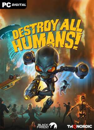 Destroy All Humans! (2020) PC